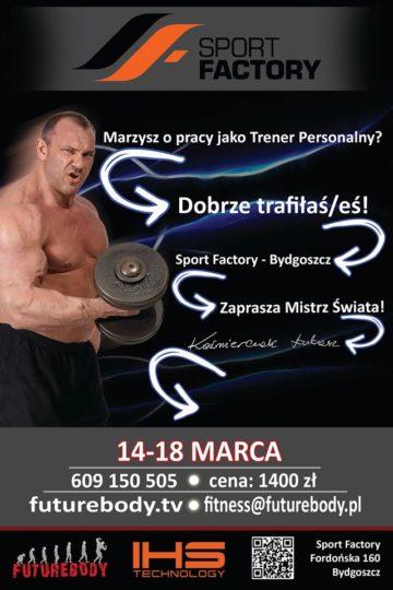 Bydgoszcz Kurs Trenera Personalnego